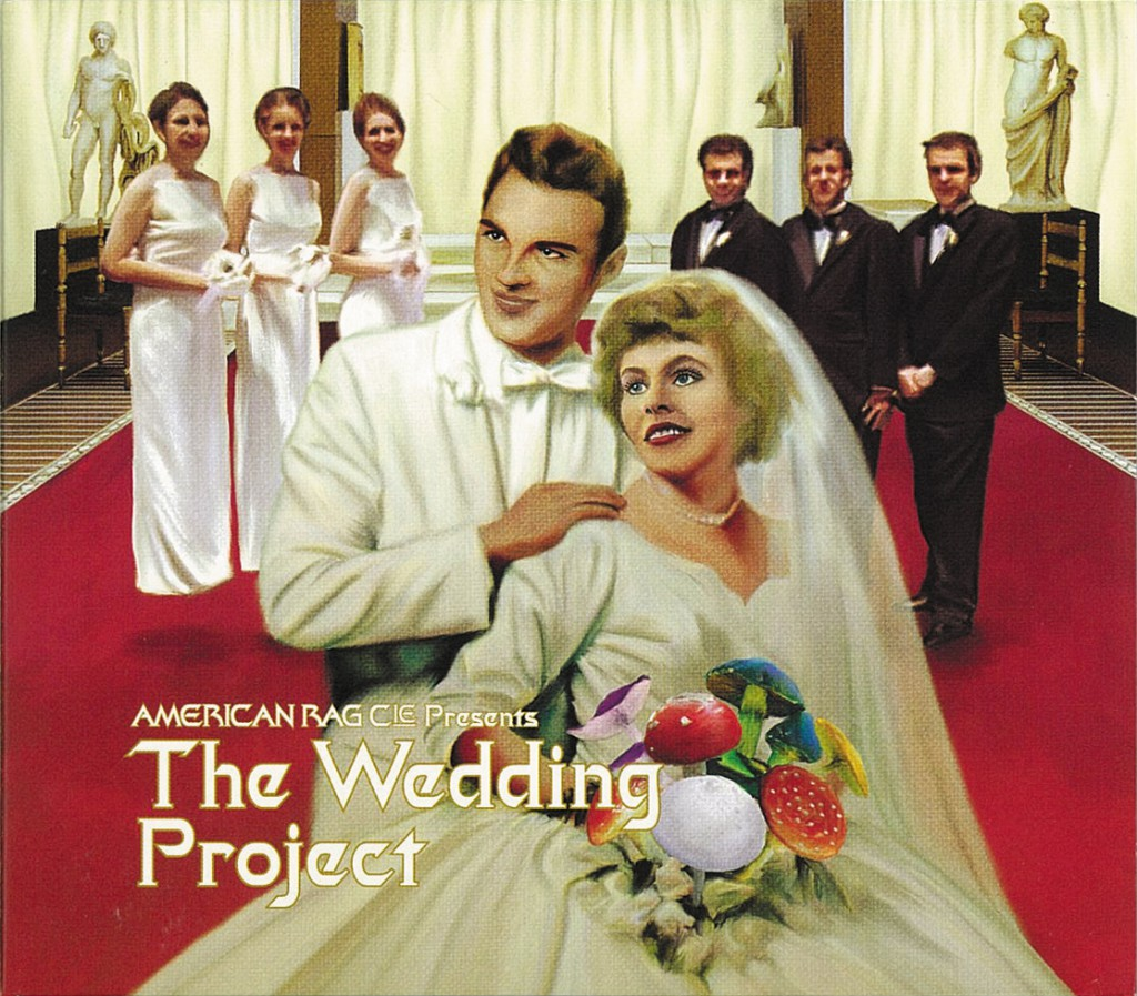 AMERICAN RAG CIE Presents The Wedding Project