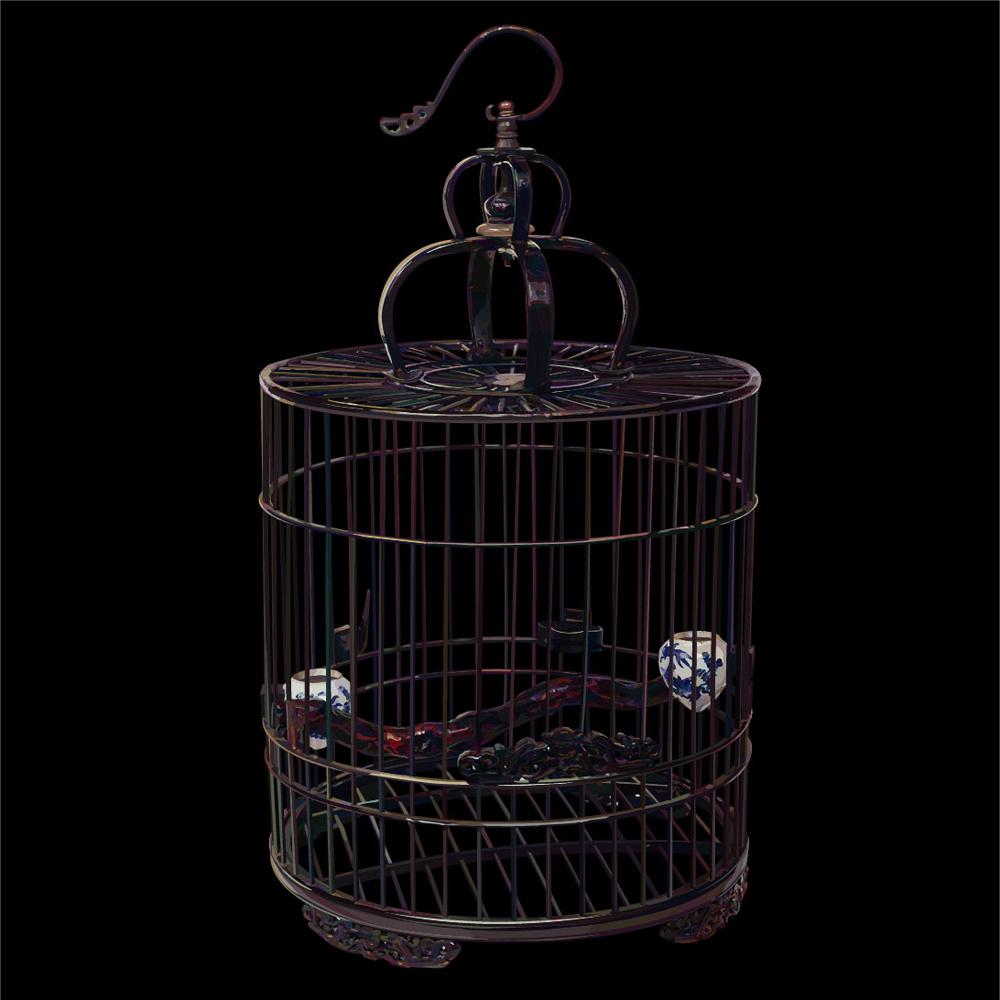DEATH_birdcage