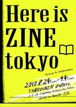 Here is ZINE tokyo #1