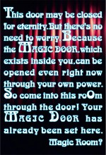Magic Room DM front