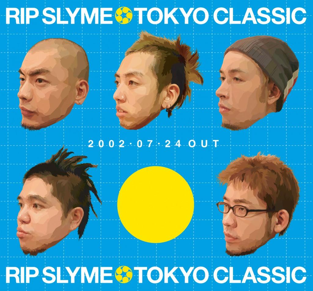 Tokyo Classic Rip Slyme