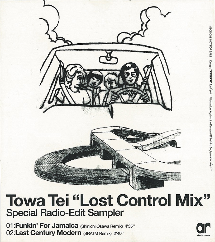 Towa Tei_Lost Control Mix