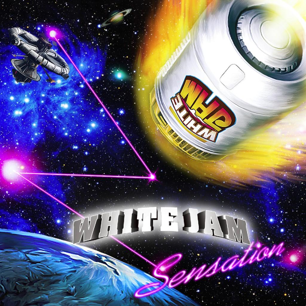 white jam-sensation