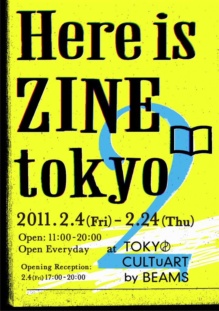 Here is ZINE tokyo #2