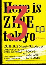 Here is ZINE tokyo #3