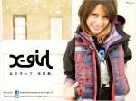 X-girl 2011 fall  harajuku billboad